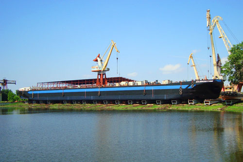 Product carrier vessel (Hull) NewThalys